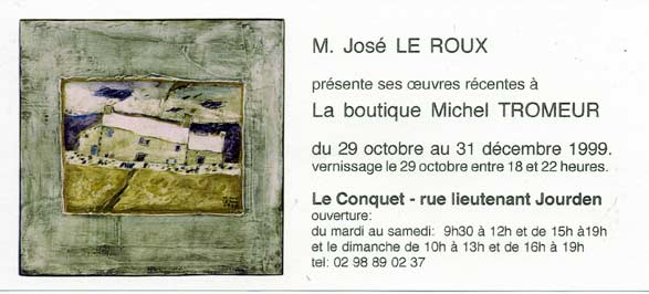 boutique Michel Tromeur