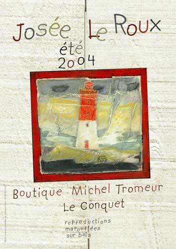 Tromeur 2004, affiches