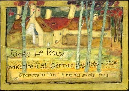 Zuni 2004, affiches