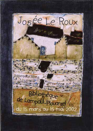 Bibliothèque 2002, affiches