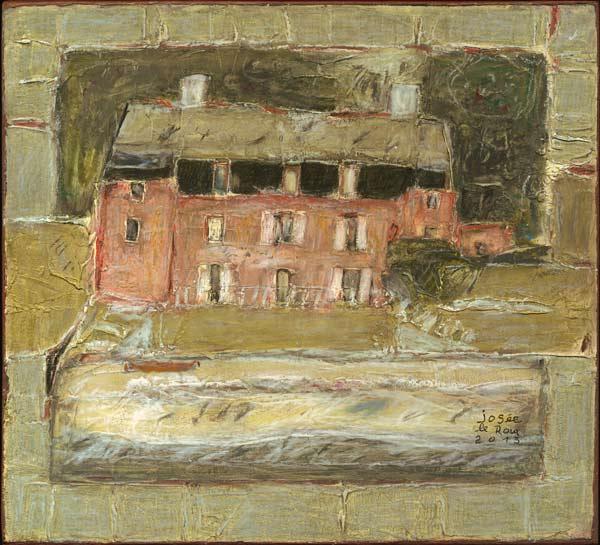La maison rose, Bretagne