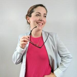 Josée Tardif, rédactrice, réviseure et traductrice
