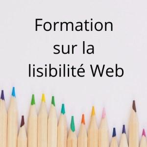 Formations sur la lisibilité des textes sur le Web