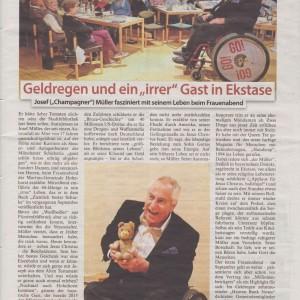 Hohnhorst Zeitung Frauenabend