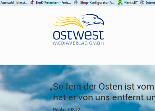 Go to the Ost-West-Medienverlag