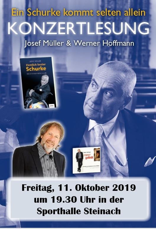 Berglen-Steinach-Konzertlesung