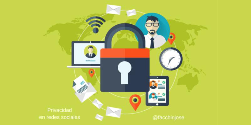 ¿Qué tan pública puede ser tu información privada en redes sociales? #Infografía