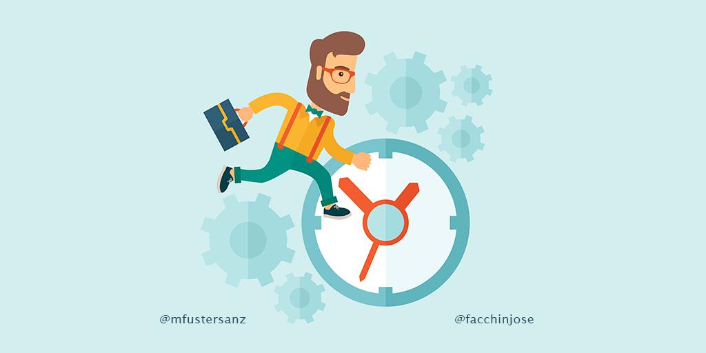 ¿Qué acciones y herramientas ayudan en la gestión del tiempo de una PyME?