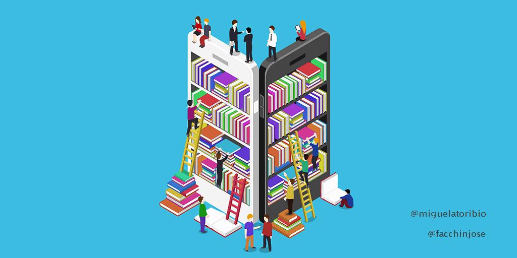 Cómo leer más libros online te hará un mejor bloguero
