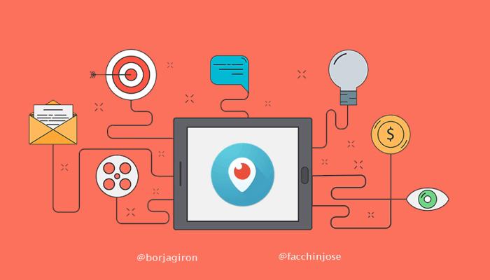 Guía de Periscope ¿Cómo empezar a emitir vídeo en directo ya mismo?
