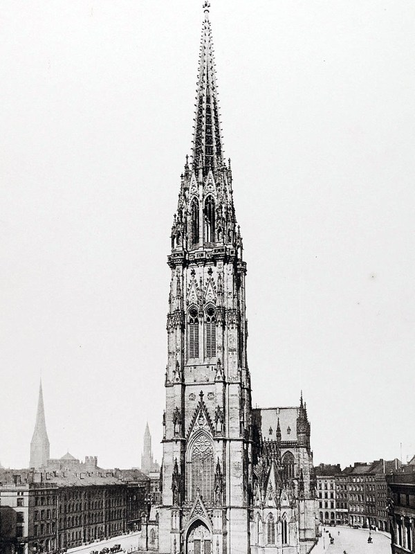 Hamburg 1894, Nikolaikirche