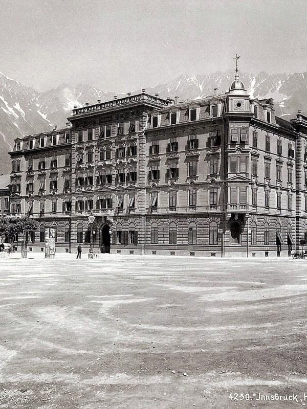 Innsbruck 1890, Hotel Tirolerhof
