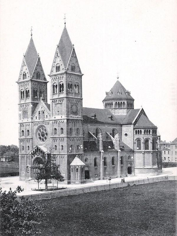 München 1900, St. Benno