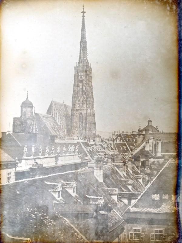 Wien 1850, Stephansdom