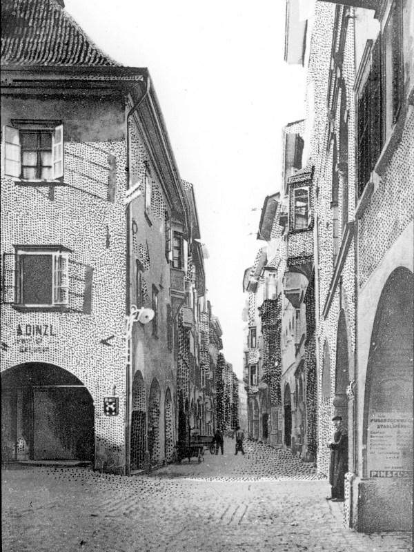 Bozen 1909, Altstadt