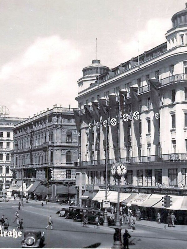 Wien 1938, Hotel Bristol