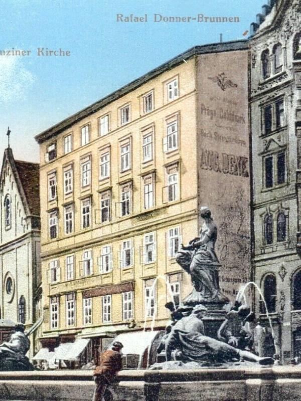 Wien 1910, Neuer Markt