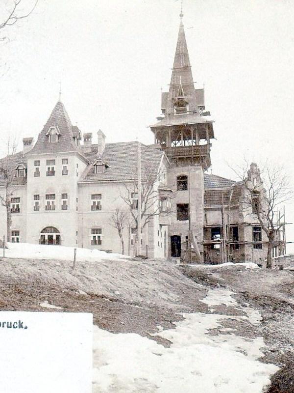 Hungerburg 1899, Mariabrunn