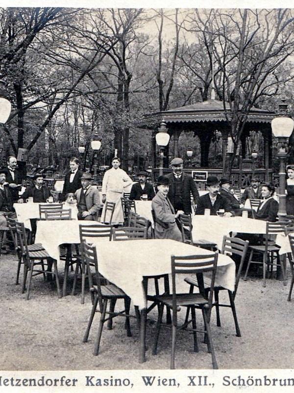 Wien 1910, Bogner´s Hetzendorfer Kasino