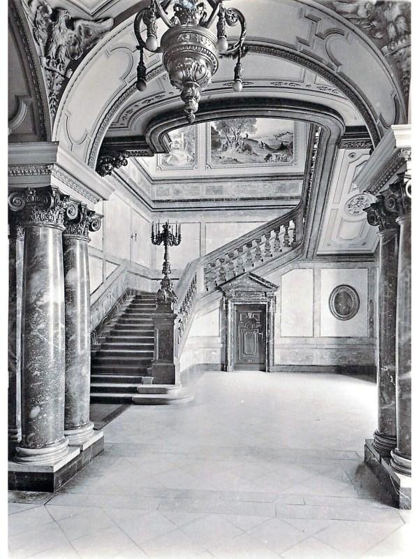 Berliner Dom 1910, Kaisertreppe