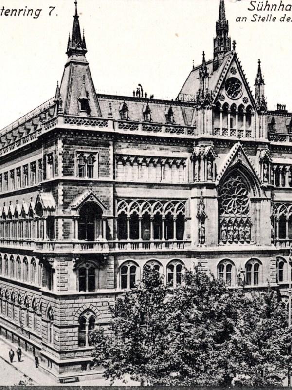 Wien 1905, Sühnhaus