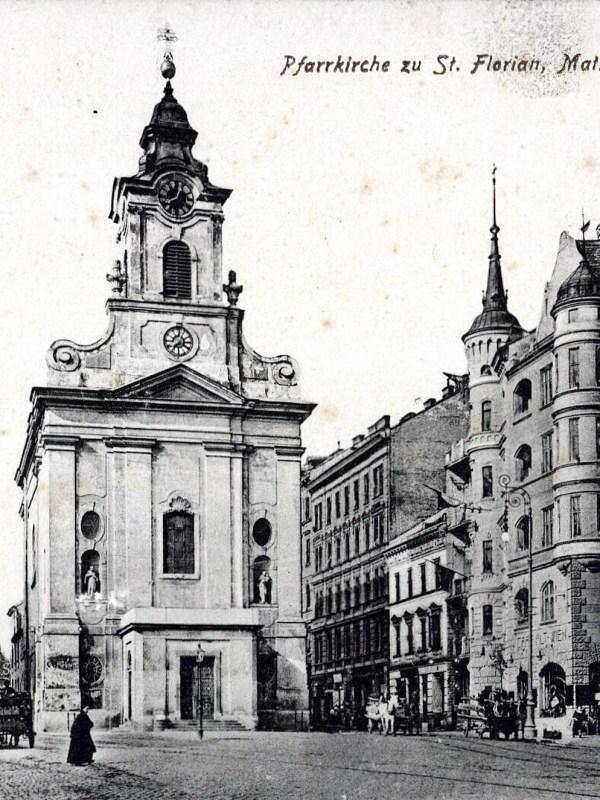 Wien 1905, Matzleinsdorfer Kirche
