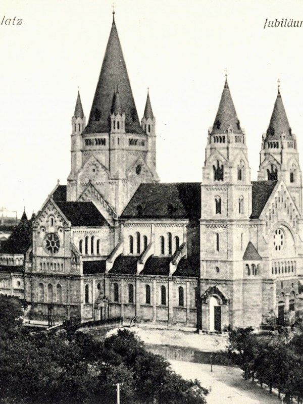 Wien 1905, Assisi-Kirche