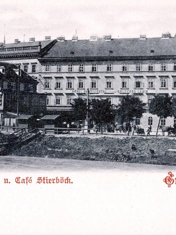 Wien 1899, Hotel Continental