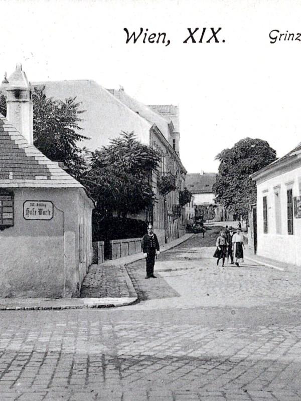Wien 1910, Sicherheitswache