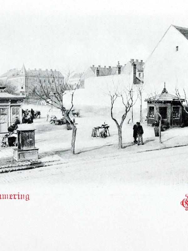 Wien 1898, Enkplatz