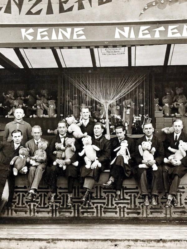 Wien 1935, Volksprater