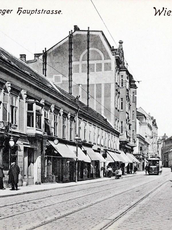 Wien 1905, Döblinger Hauptstraße