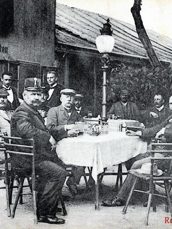 Wien 1906, Alt-Ottakringer Gastgarten