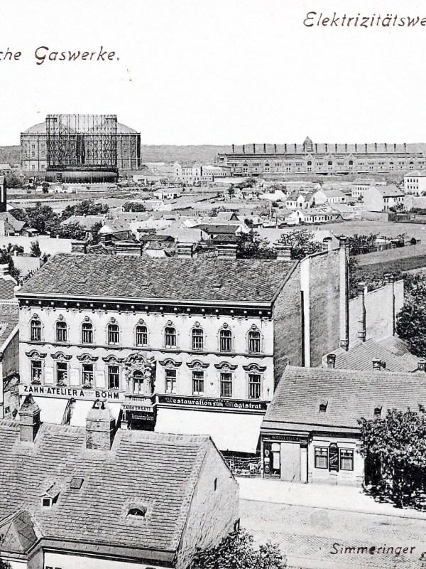 Wien 1905, Restaurant zum Magistrat