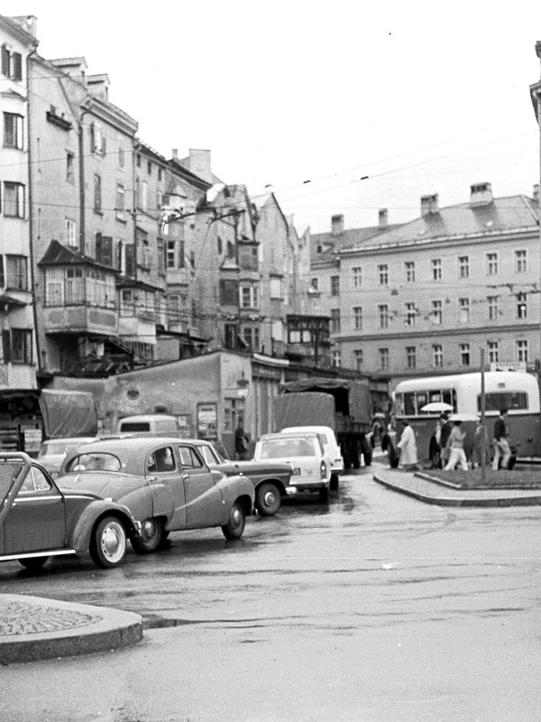 Innsbruck 1962, Rush-Hour