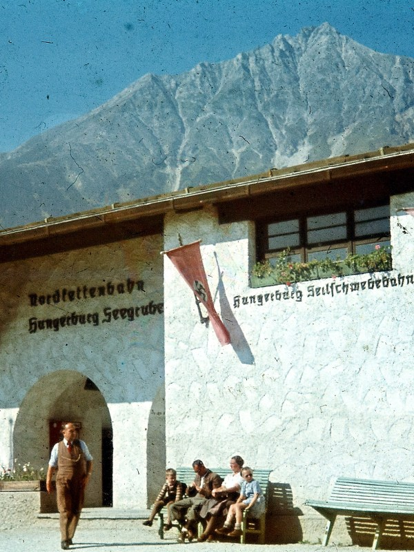 Innsbruck 1942, Hungerburg