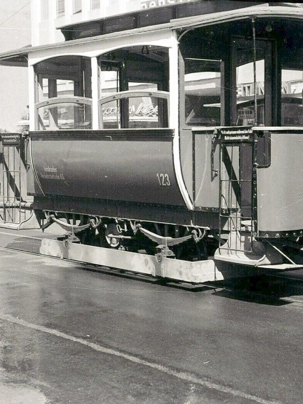Innsbruck 1968, Straßenbahn-Charme