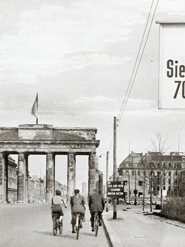 Berlin 1946, Brandenburger Tor