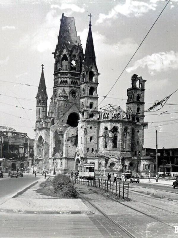 Berlin 1947, Tauentzienstraße