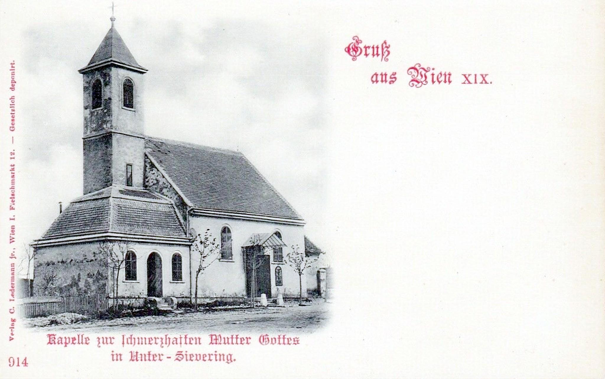 Wien 1898, Unter-Sievering