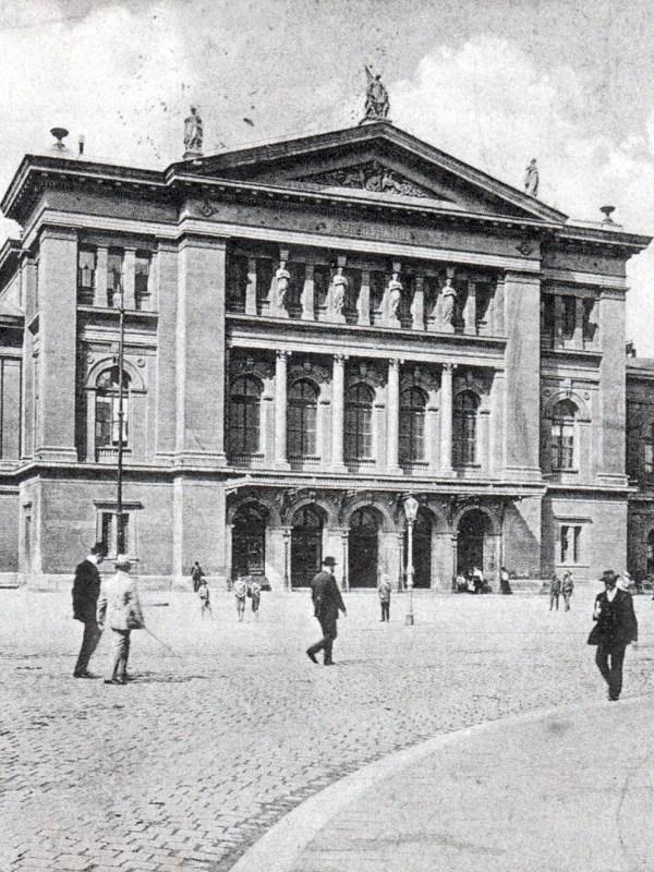Wien 1905, Südbahnhof