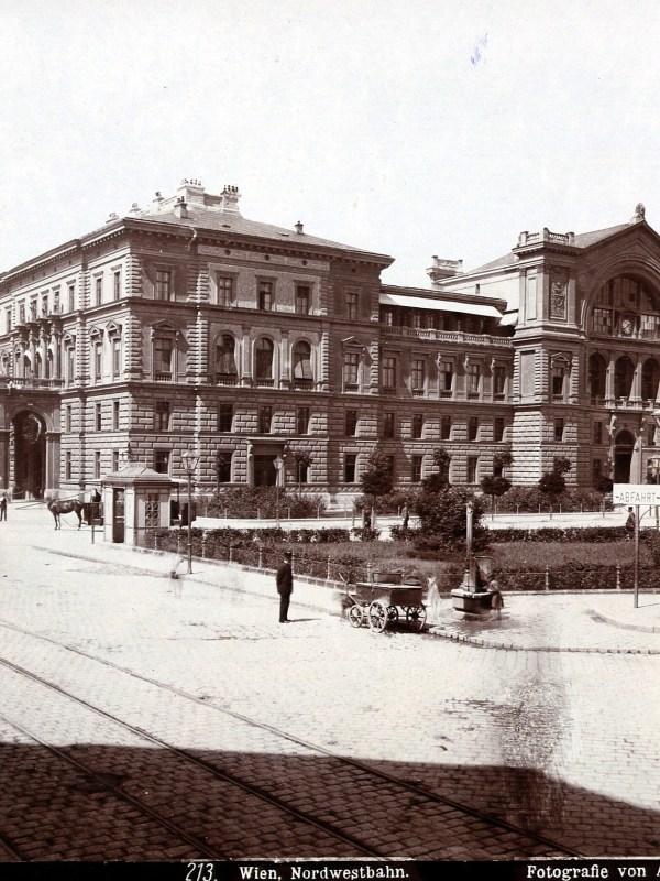 Wien 1899, Nordwestbahnhof
