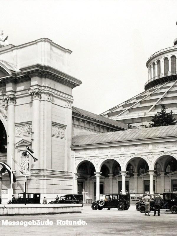 Wien 1935, Messepalast Rotunde