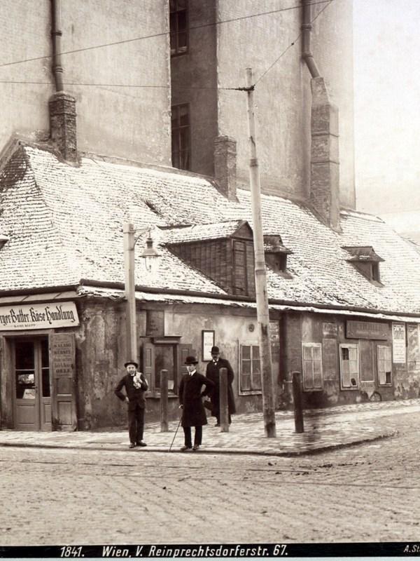 Wien 1904, Reinprechtsdorfer Straße