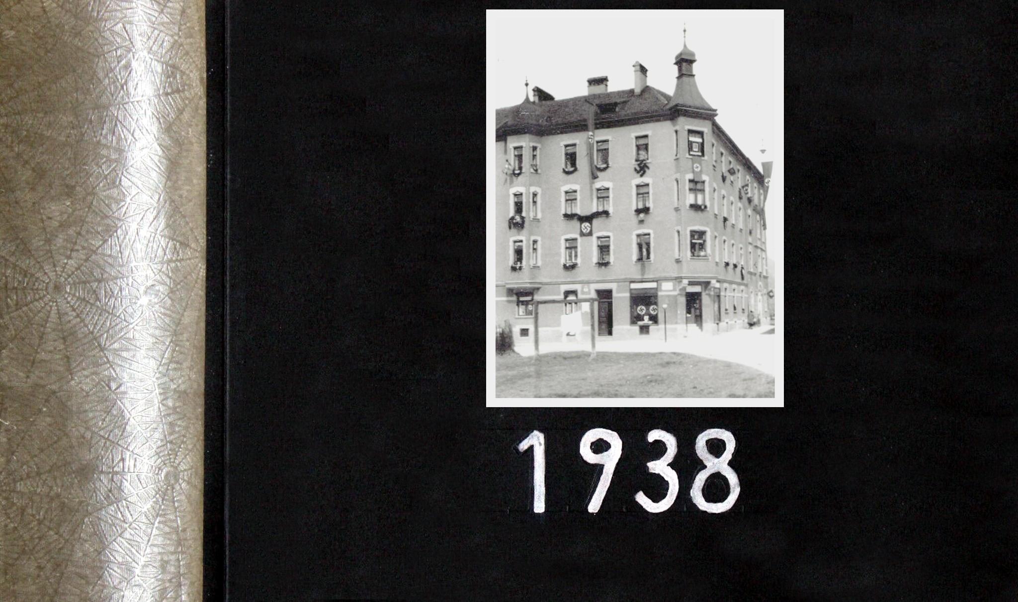 Pradl 1938, Häuserbild