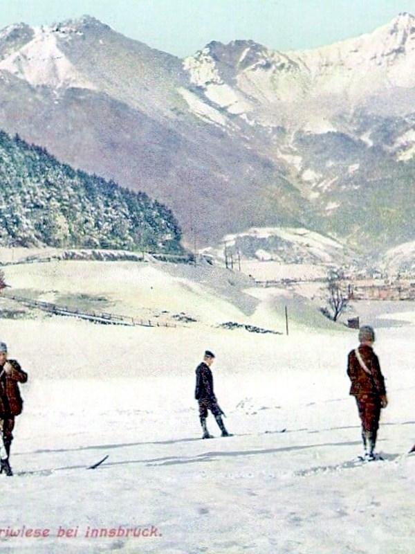 Innsbruck 1910, Ferrariwiese