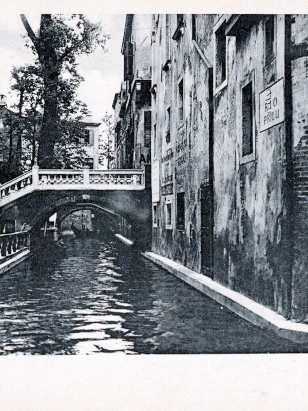 Wien 1899, Venedig in Wien II