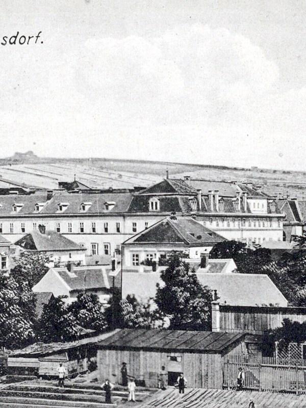 Wien 1905, Strebersdorf