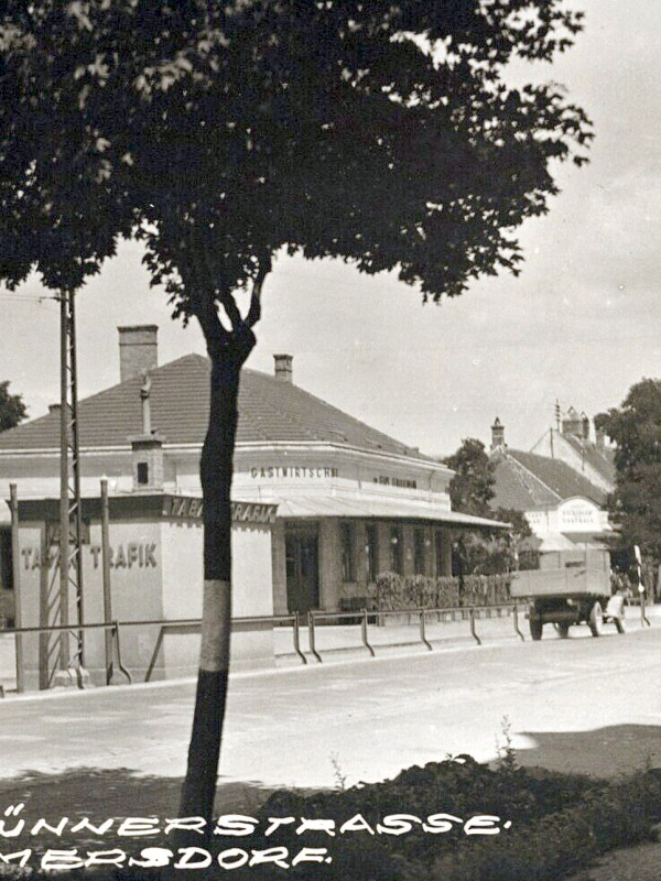 Wien 1935, Brünner Straße