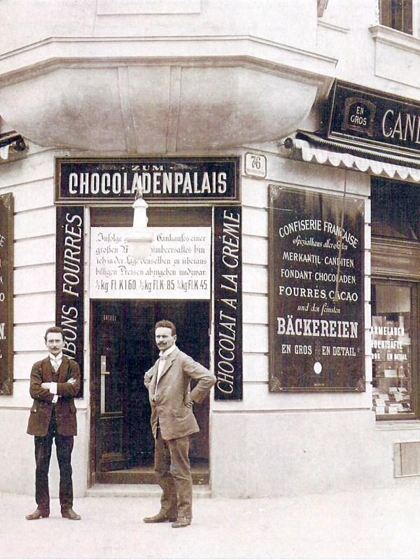 Wien 1910, Schokoladen-Palais